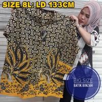 Blus JUMBO Kode 3088 / batik big size / Batik Binzah