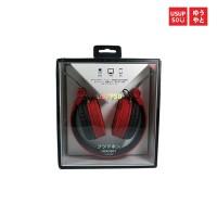 Usupso headphone - red