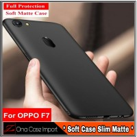 Oppo F7 New Edition Case Casing Slim Back Hp And Cover Oppo F 7