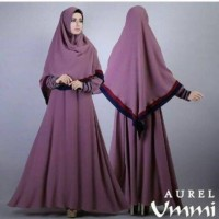 Agen Baju Gamis Syari | Maxi Syari Ummi | Pakaian Online Termurah