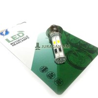 Lampu Headlamp LED Utama RTD M11P H6 M5 4 Sisi 4 LED Bebek dan Matic