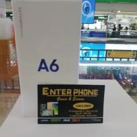 Samsung Galaxy A6 Ram 3Gb internal 32Gb garansi resmi