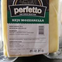 Keju Mozarella | Mozzarella Perfetto (Australia) 250gr
