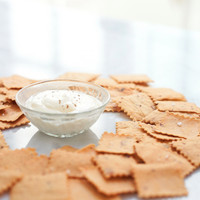 Large Mix and Match [Crackers + dip]