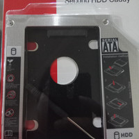 HDD SSD CADDY Slim 9.5mm dvd slot SATA
