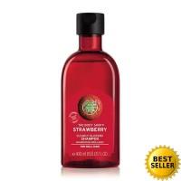 The Body Shop Shampoo Strawberry 400Ml