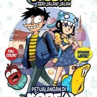 Buku Komik Komik : Si Juki Seri Jalan-Jalan: Petualangan di Korea oleh