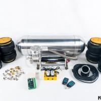 Air Pride Suspension 2-Point Universal Kit + Wireless