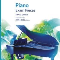 Buku Ujian Piano Exam Pieces ABRSM Grade 8 2019 - 2020