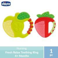 Chicco Fresh Relax Teething Ring 4M+