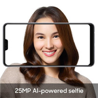 HP OPPO F7 RAM 4/64 GB (F 7-F7 RAM 3GB INTERNAL 64GB) SILVER - PERAK