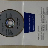 Harga dijual windows 7 profesional 64 bit original with cd package | Hargalu.com