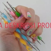 DOTTING TOOLS NAIL ART / DOTING TOOLS / DOOTING TOOLS ISI 5 PCS
