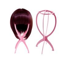 WIG STAND penyangga wig tempat wig rambut palsu - BHR030