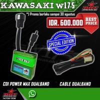 CDI BRT Powermax Kawasaki W175 Dualband