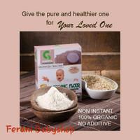 Tepung gasol organik beras coklat 200gr