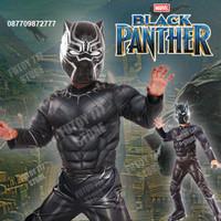 kostum costume baju anak black panther blackpanther avengers jual