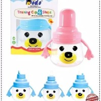 Dodo Training cup All in 1 -4 step 250ml