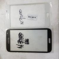 Kaca lcd samsung n7100 note 2 ori new silver white