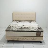 Spring Bed Airland 505 Essentials 160 x 200 HB Montana Cream Full Set
