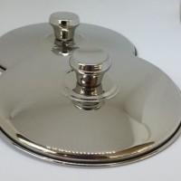 Tutup Gelas Stainless 9CM BIMA / Mug Cover Stainless Steel 9CM