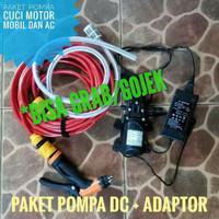 Harga pompa air cuci motor mobil cuci ac mini steam mesin pompa steam | Pembandingharga.com