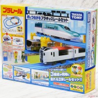 TAKARA TOMY ORIGINAL PLARAIL RAIL SET FOR MULTIFUNCTIONAL STATION SET