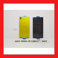 Back Door Cover Casing Tutup HP Sony Xperia Z5 Compact