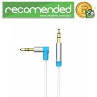 Vention Kabel Audio AUX 3.5mm L Jack - 50 CM - Biru