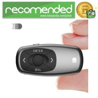 DOOSL Wireless Laser Pointer Presenter Red 2.4Ghz - Hitam