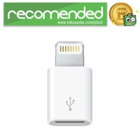 Apple Lightning to Micro USB Adapter (ORIGINAL) - Putih