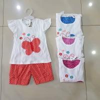 Grosir Baju balita  / baby girl / setelan pakaian bayi 1 tahun