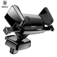 Jual Baseus Air Vent Smartphone Car Holder Mobil - SUJXS-01 Murah