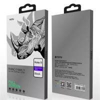 RHINO HD Tempered Glass Full Screen Melengkung Samsung Galaxy Note 9