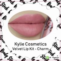 Kylie Velvet Lip Kit - Charm