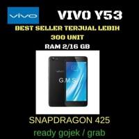 HP VIVO Y53 4G LTE RAM 2GB/16GB GOLDGARANSI RESMI VIVO 1TAHUN ( Y 53 )