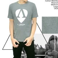 Kaos Distro Greenlight Ariel Series Limited/ Kaos Casual Premium