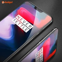5D Tempered Glass FULL COVER ONEPLUS 6 One Plus 6 Screen Protector 9H