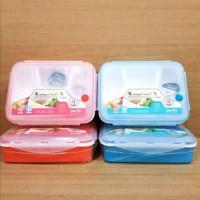DP Lunch Box Kotak Makan Yooyee 4 Sekat