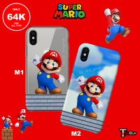 Super Mario Case Lenovo P1 Turbo, A7000, Vibe P1M, K5 Note dll