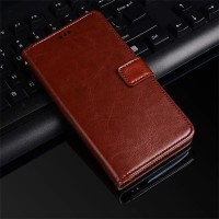 Flip Cover Leather Wallet Case Casing Dompet Kulit Samsung Grand2 Duos