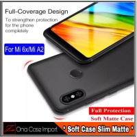 Case Xiaomi Mi A2 / Mi 6X Casing Hp BackCase Slim Cover MiA2 / Mi6X