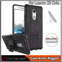 Case Lenovo K6 Note New Edition Casing BackCase Hp Slim Cover