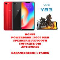 VIVO Y83 BONUS RAM 4 / 32 GB ROM GARANSI RESMI HP VI VO FIFO PIPO Y 83