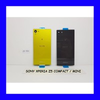Sony Xperia Z5 Compact - Back Door Cover Casing Tutup HP