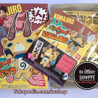 Model kit Komajirou komajiro Youkai Watch bandai hadiah mainan gift