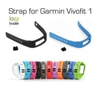 Strap Band for Garmin VIVOFIT 1 Silikon - Tali Jam Sport