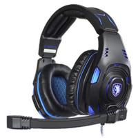 Sades Knight Plus SA-907S Gaming Headset
