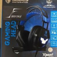 Sades Xpower Plus Gaming Headset