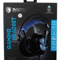 Sades Locust Plus SA-904 RGB Gaming Headset